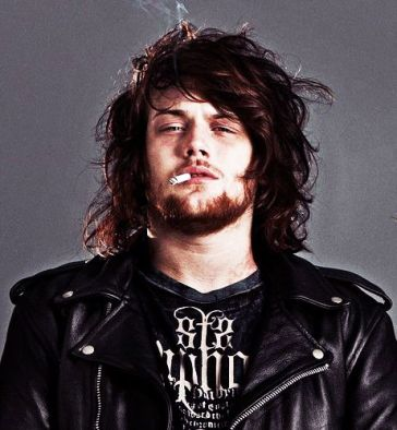 Danny Worsnop Weight Gain